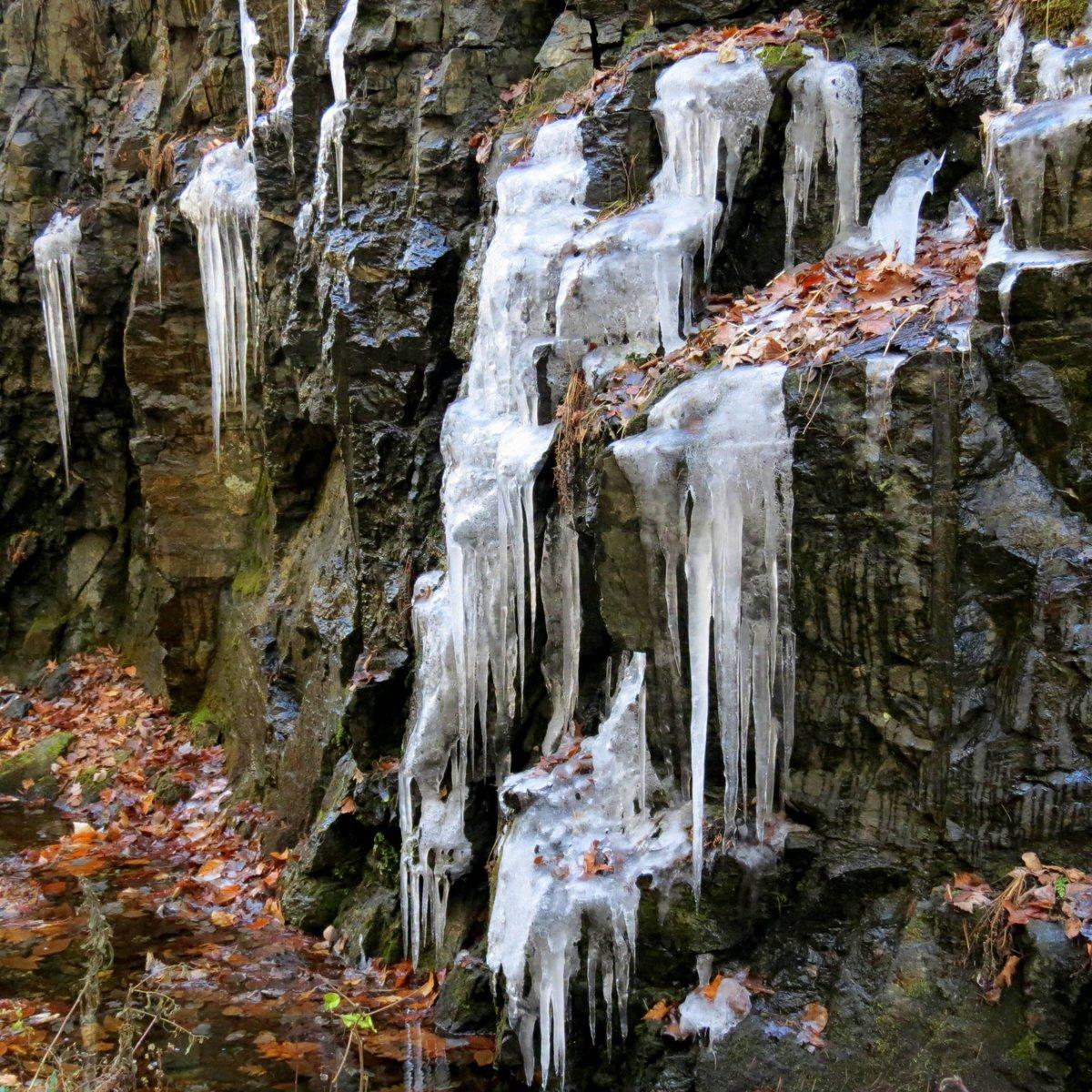 9. Ice on Ledges