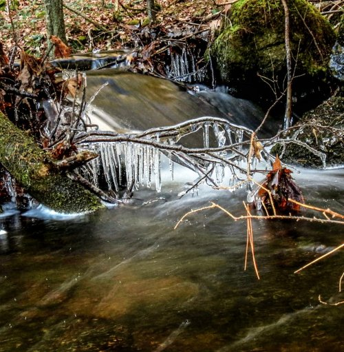 10. Icicles