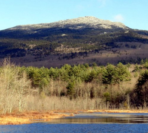 11. Snow on Monadnock