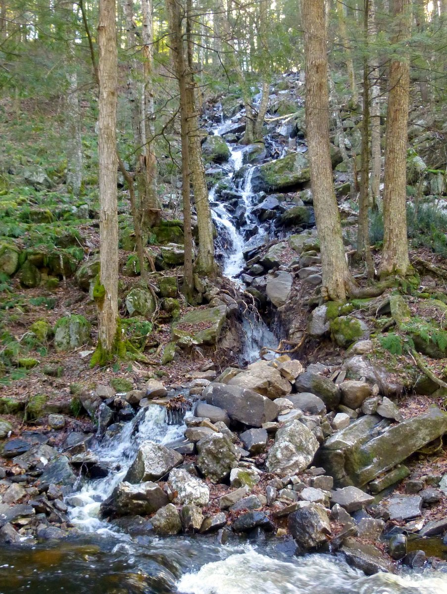 2. Disappearing Waterfall