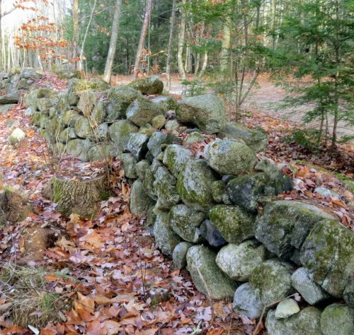 5. Stone Wall