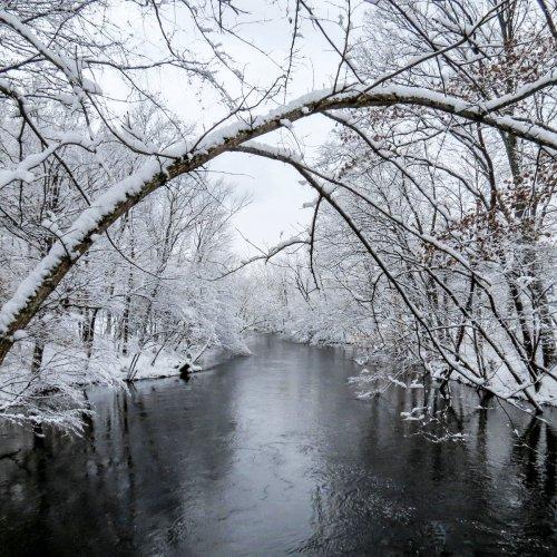 4. Snowy Ashuelot Keene