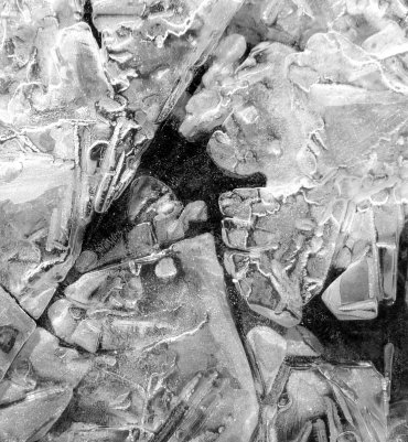 6. Puddle Ice