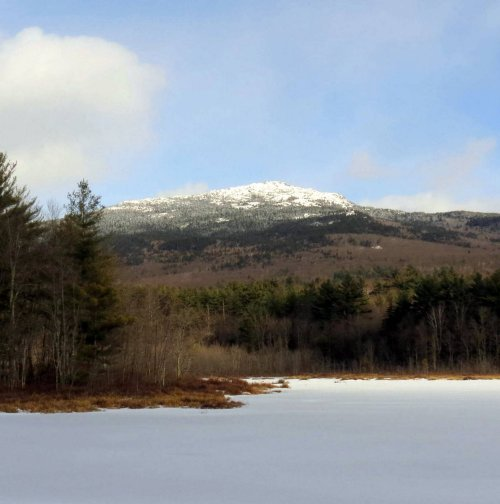 7. Monadnock from Perkins Pond