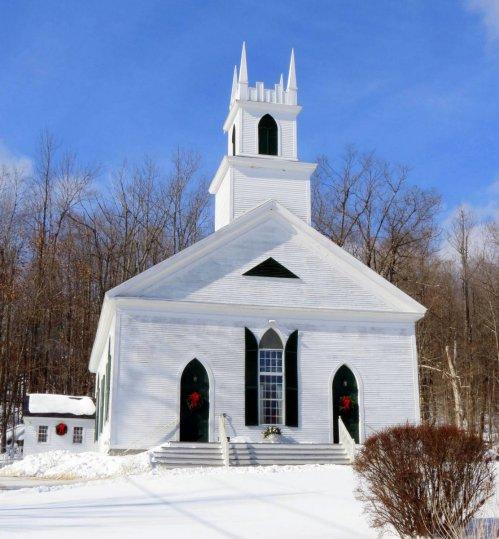 1. Stoddard Church