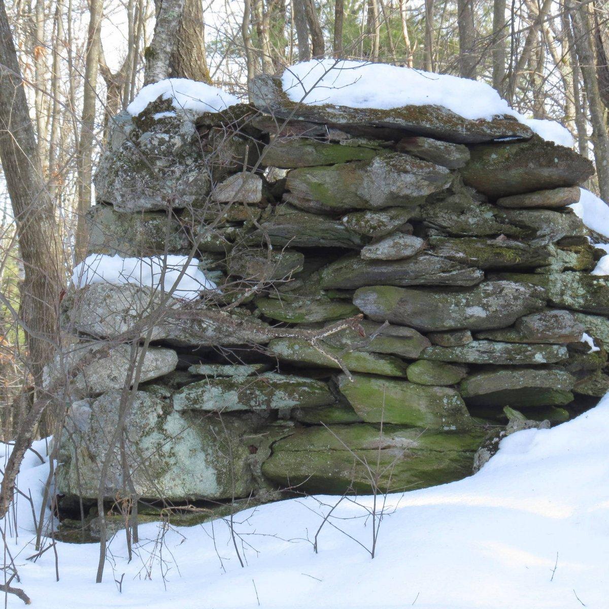 10. Stone Foundation Ruins