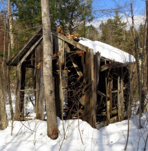 13. Railroad Shack