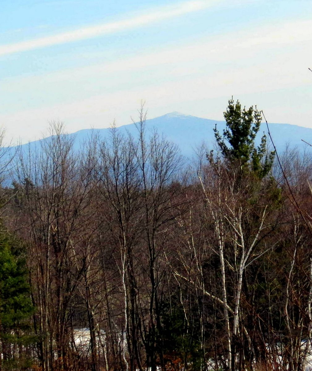 15. Monadnock From High Blue Trail