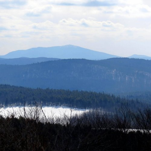 15. Monadnock From Pitcher Mountain