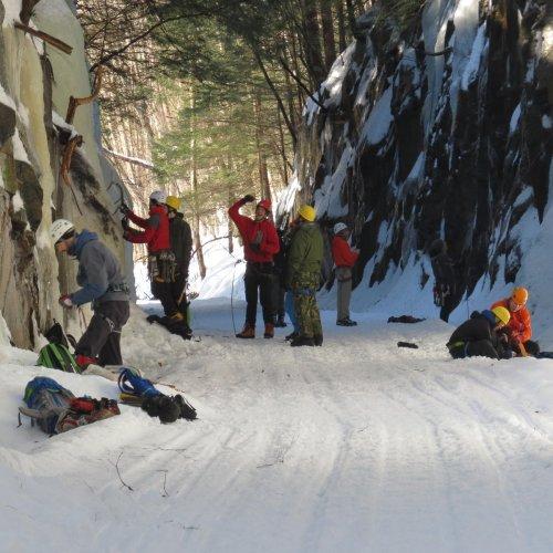 2. Ice Climbers