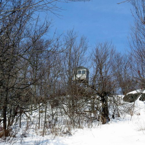 6. Pitcher Mountain Fire Tower