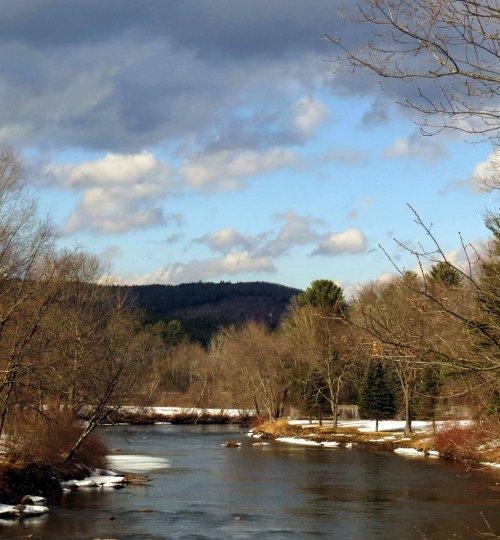 1. Ashuelot River