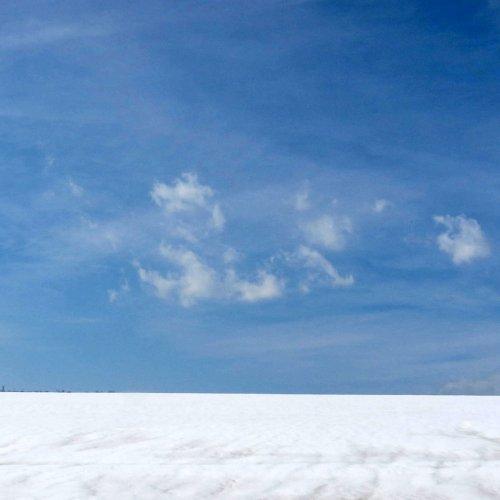 1. Snowy Field