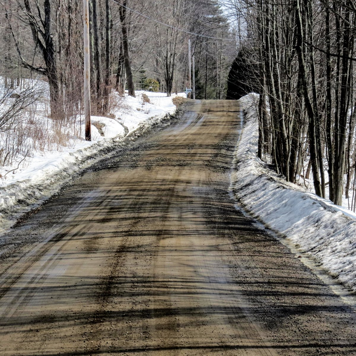 2. Muddy Road
