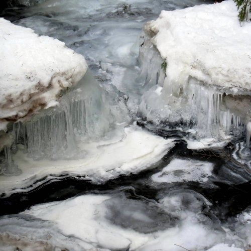 3. Ice Formations