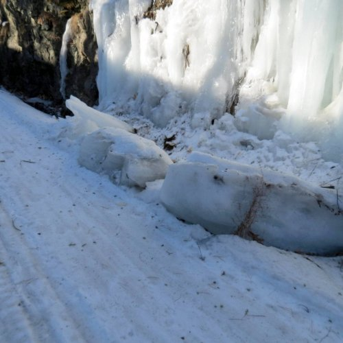 5. Fallen Ice