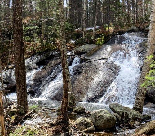 5. Bailey Brook Upper Falls