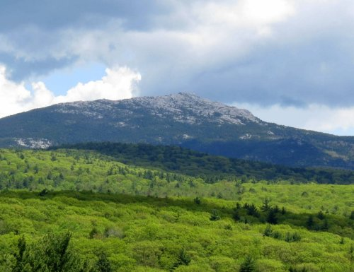 1. Mount Monadnock from Troy