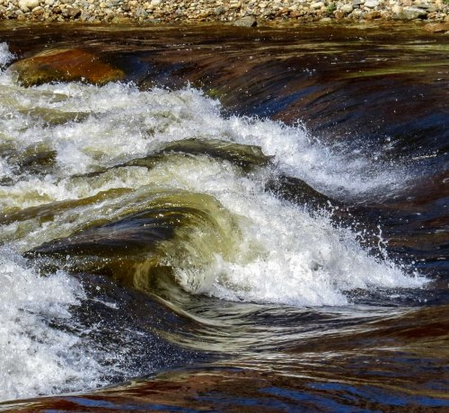 14. Waves on the Ashuelot