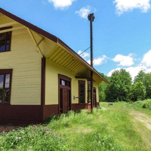 1. Depot Building