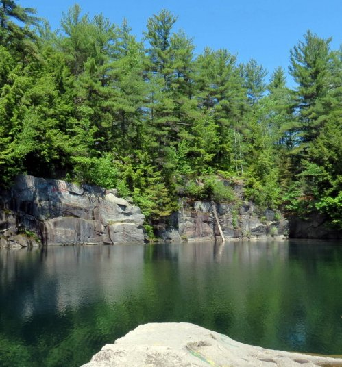 14. Quarry Ledges