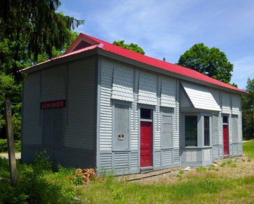 2. Ashuelot Depot