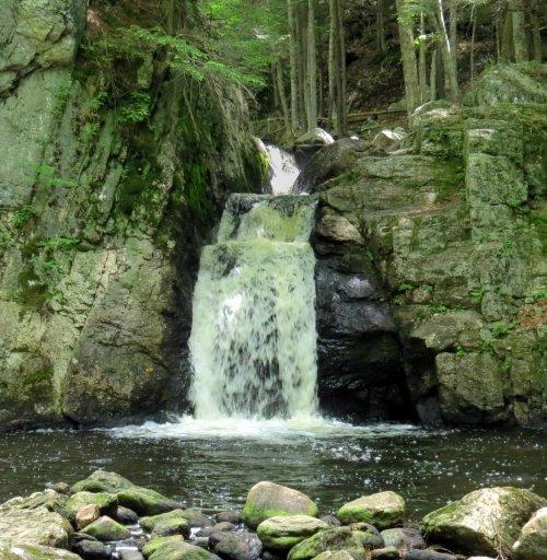 2. Beaver Brook Falls