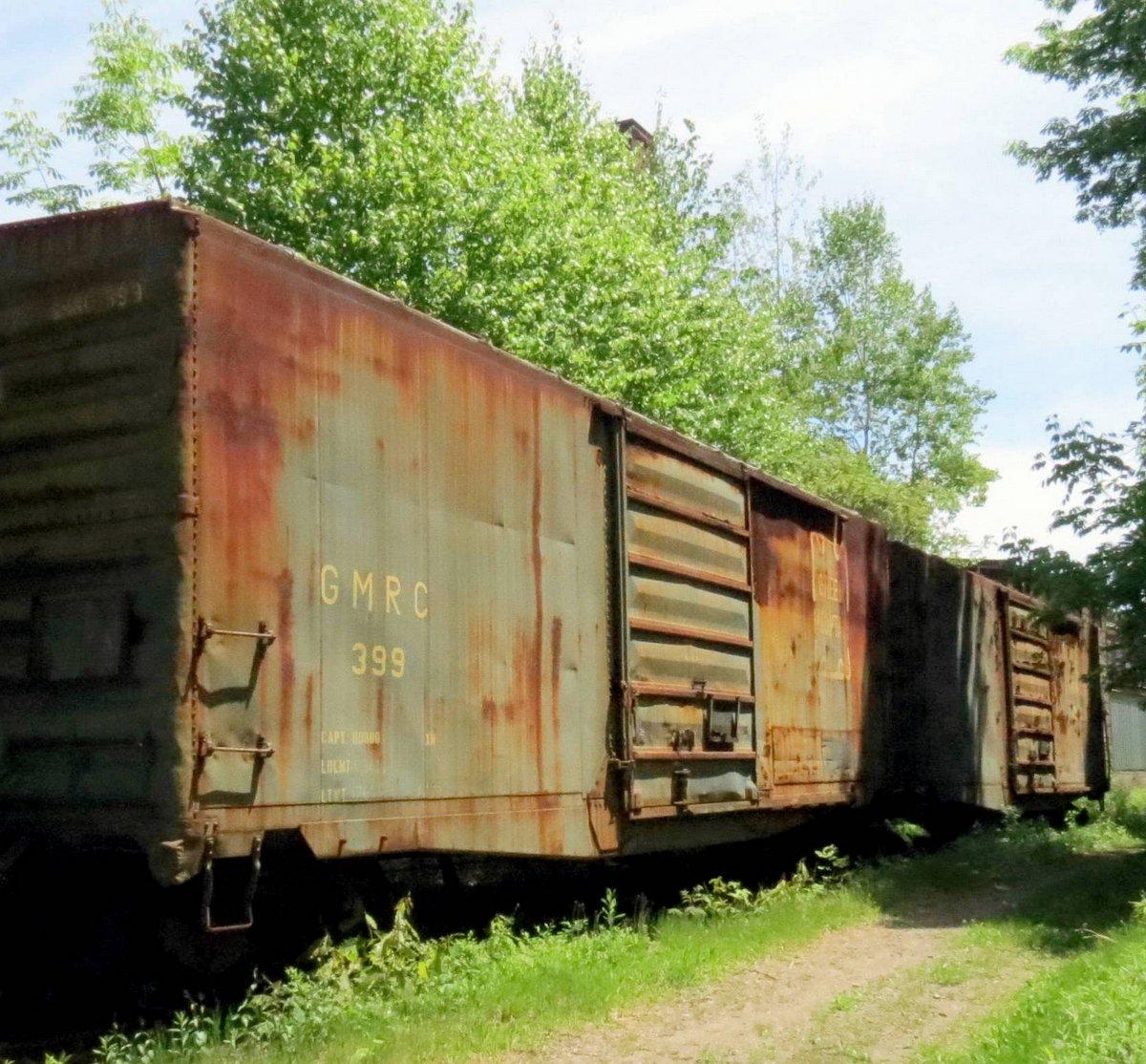4. Boxcars