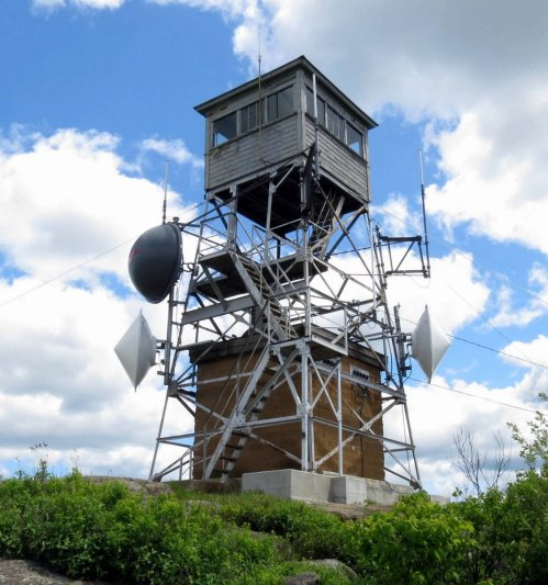 7. Fire Tower