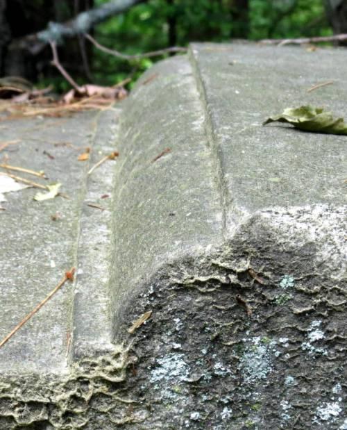 8. Carved Granite