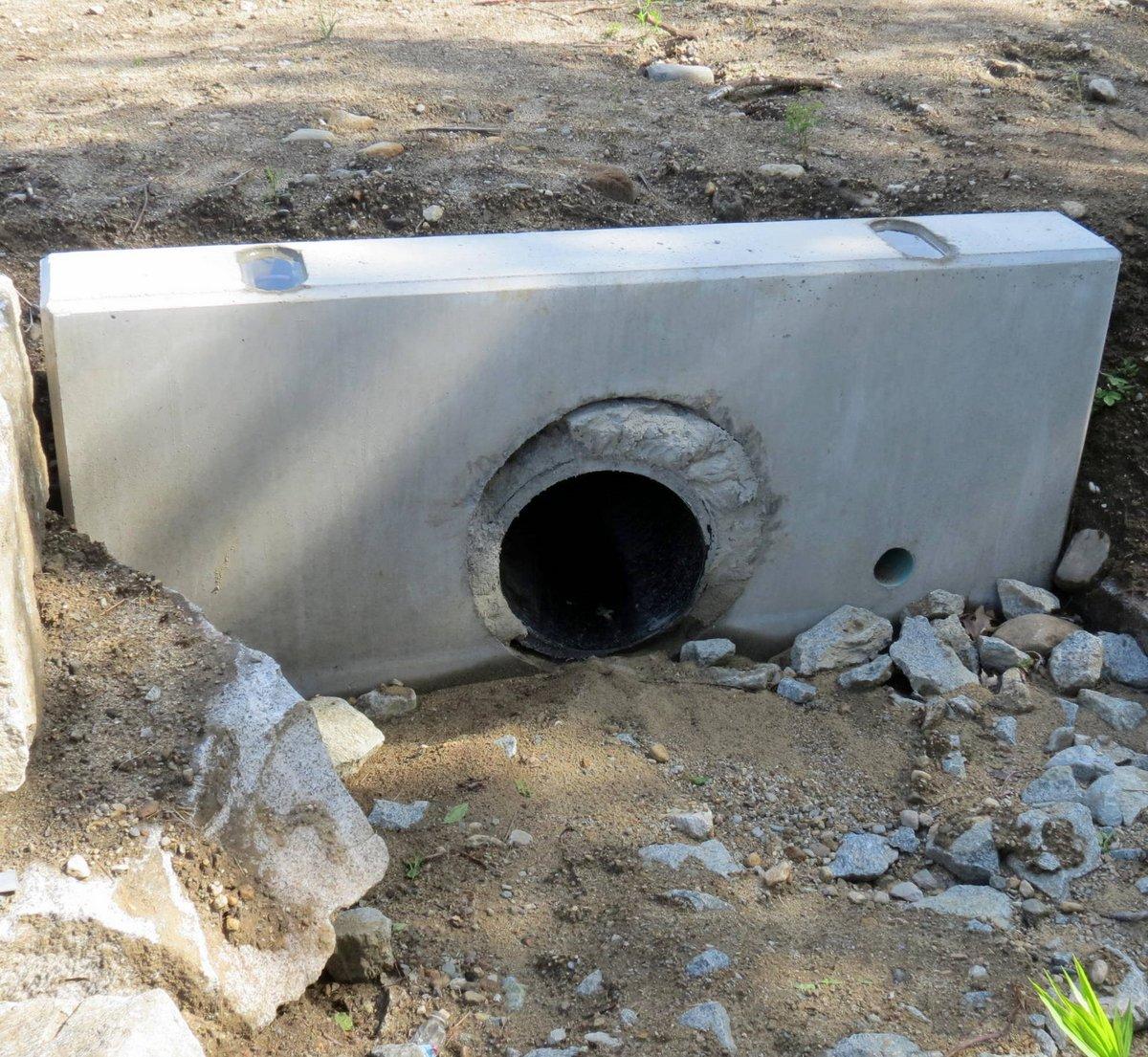 Box Culvert New Hampshire Garden Solutions