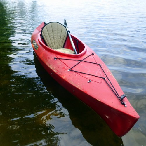 12. Kayak