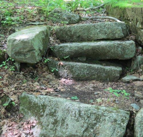 8. Stone Steps