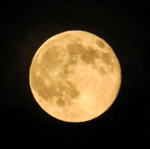 9. Super Moon on 7-12-2