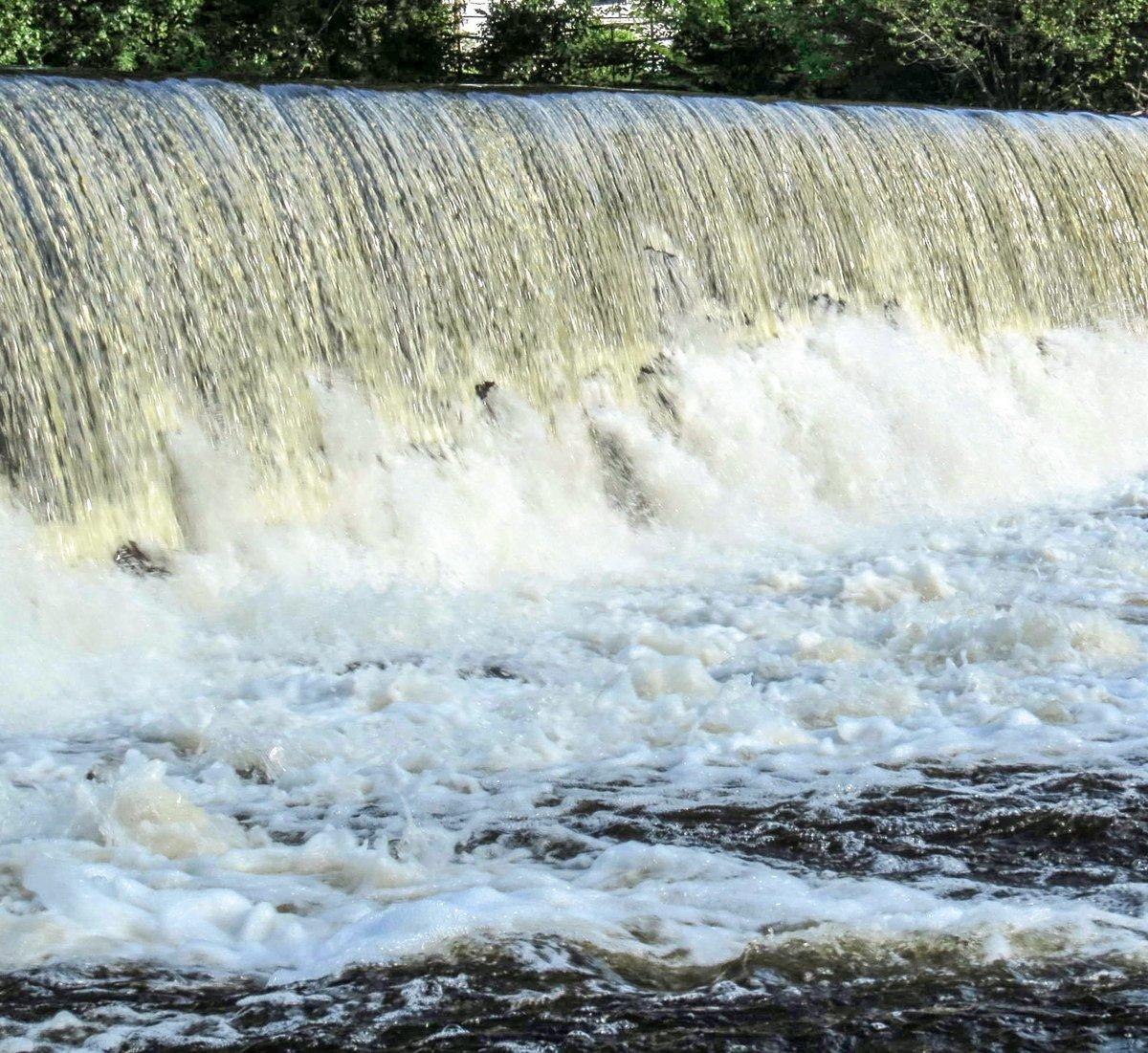 10. Ashuelot Falls