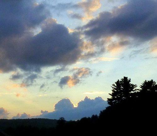 9. Evening Sky