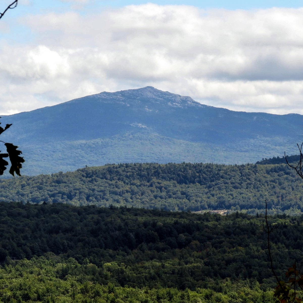 12. Mount Monadnock From Mount Caesar