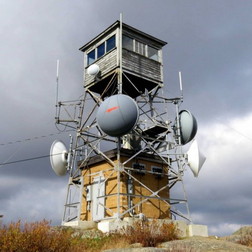 6. Fire Tower