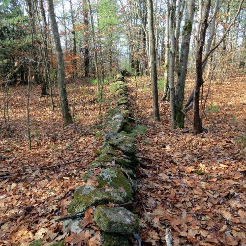 11. Stone Wall