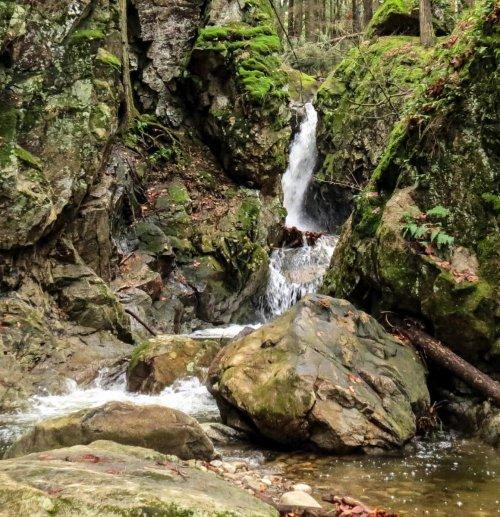 12. Upper falls