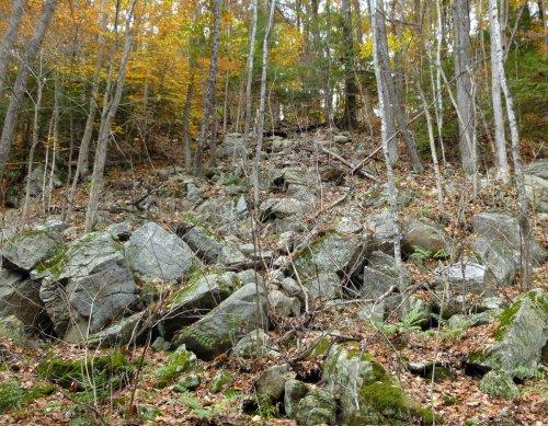 2. Rocky Hillside