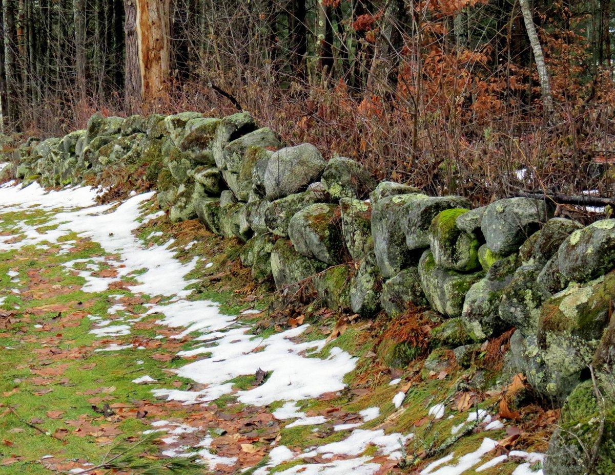 1. Stone Wall