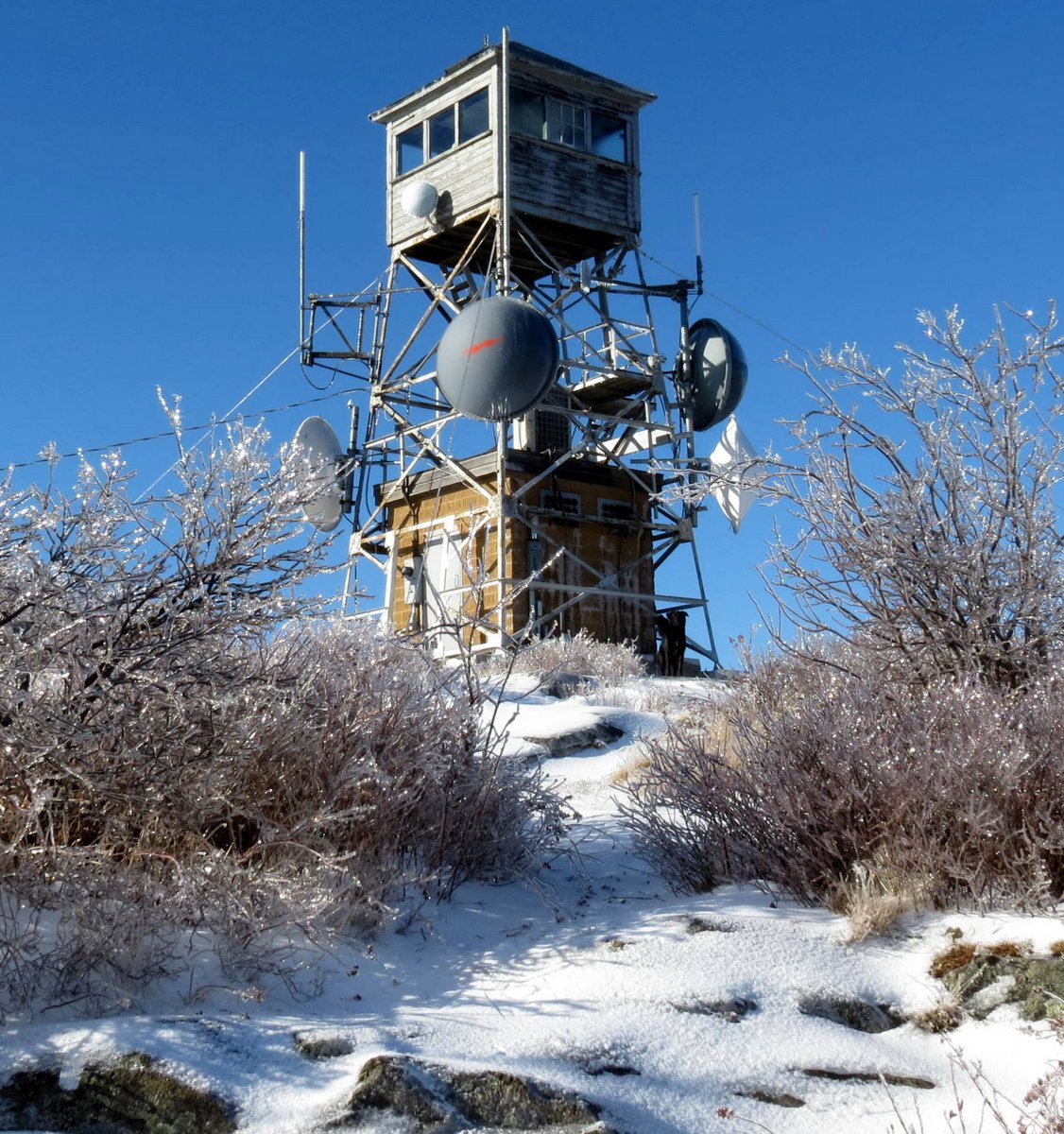 10. Fire Tower
