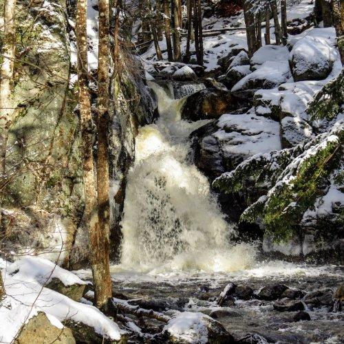 11. Beaver Brook Falls