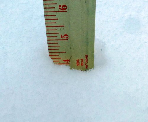 1. Snow Depth