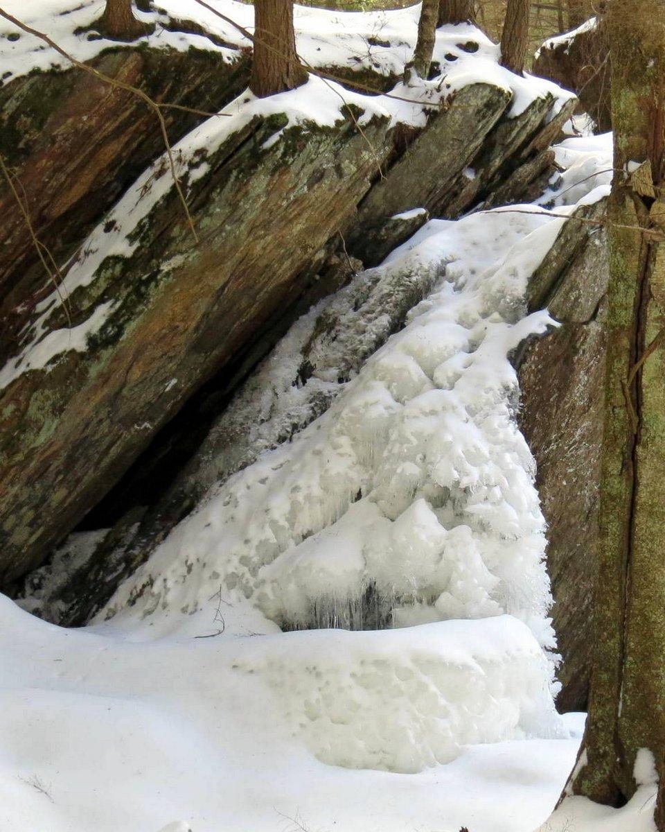 10. Frozen Falls