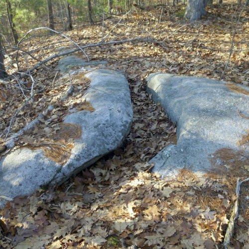 13. Split Granite