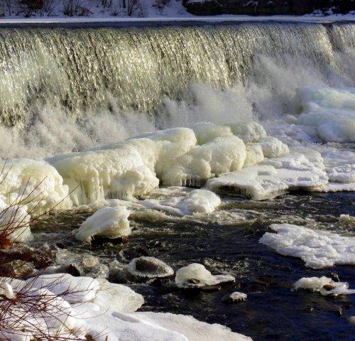14. Ashuelot Falls