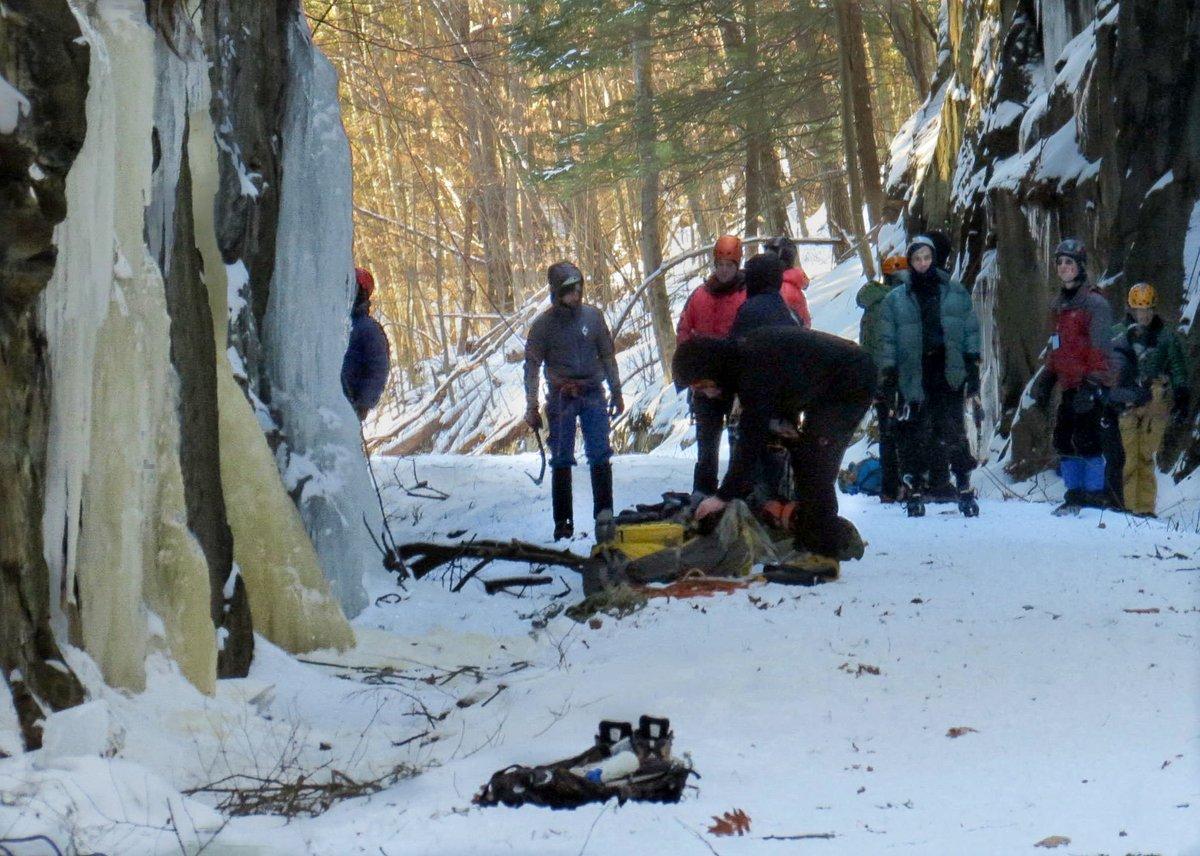 3. Ice Climbers