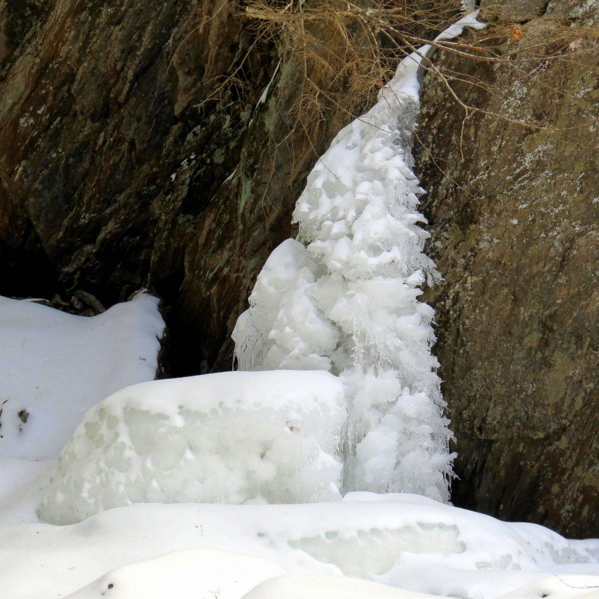 9. Frozen Falls